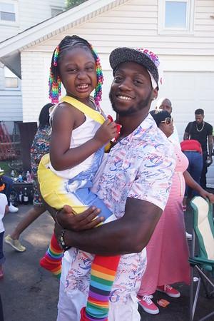 A'Jaye's 5th Birthday Carnival