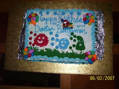 BJ's 2nd Birthday | 6-2-2007