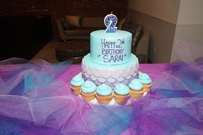 Sarai's 2nd Birthday Celebration | 11-23-2014