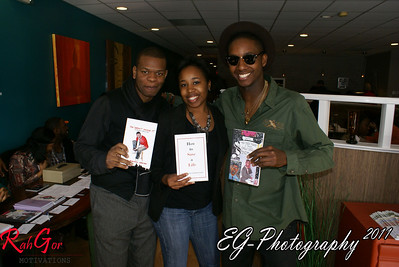 The Official Brunch & Book Signing for Scott McKenzie and Lina Banks