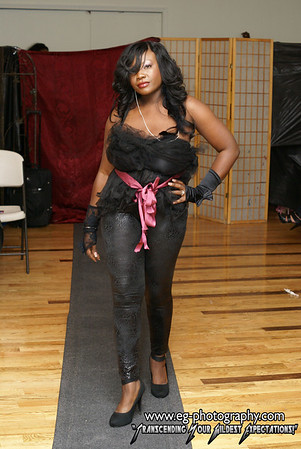 Glitz Glam Model Events Fashion Show