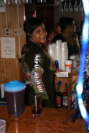NFC East Showdown Tailgate Party @ Foxes - Irvington, NJ_12-6-09