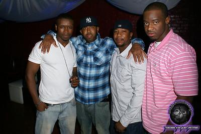 Wayne's B-Day Celebration hosted by 3 Scorp Entertainment-Blue Sky Lounge