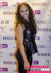 "Executive Producer of HOLLA II Monica ""Dollphace"" Floyd"