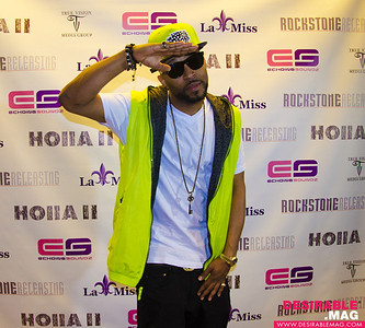 Multi-Platinum producer Drumma Boy