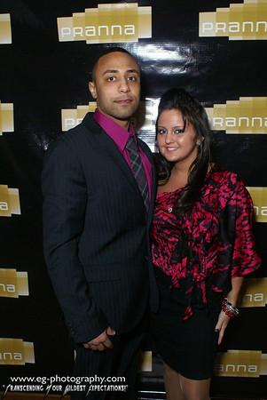 Valentine's Day Dinner @ Pranna NYC: 02/14/2010