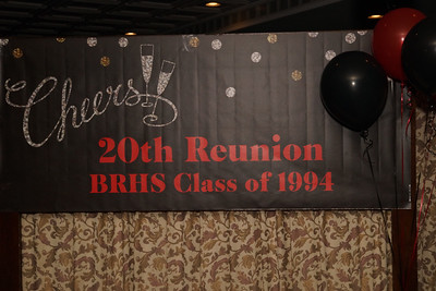 BRHS Class of '94 20 Year Reunion