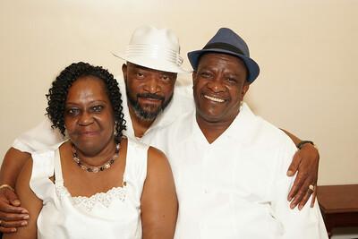 Bonner, Turner,  Pitts Family Reunion