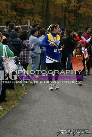 Livingston Park Elementary School Halloween Parade