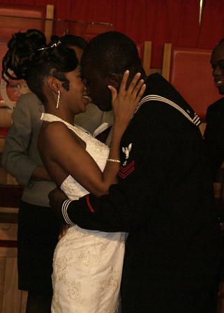 Jeffress & Torto Wedding: January 9, 2010