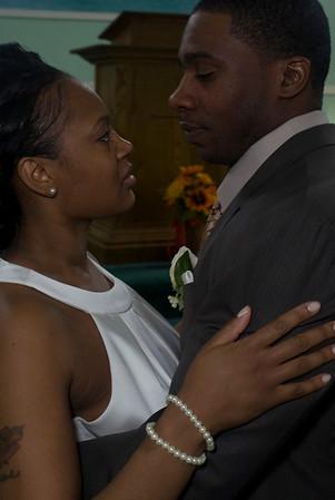 Bradley & Talbert Wedding:March 5, 2010