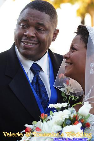 Valerie & Toussaint | October 24, 2012