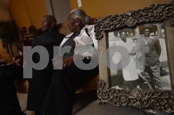 70th Anniversary Couple