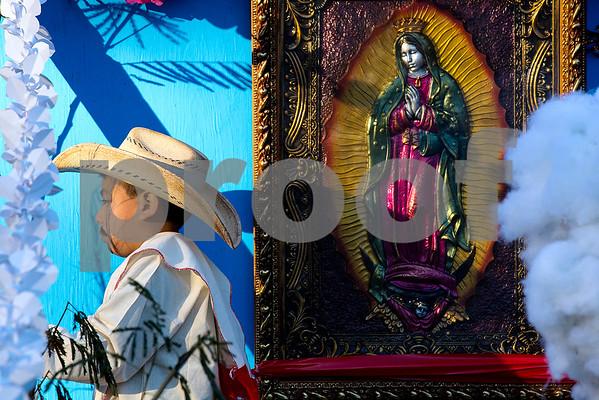 Feast Day of Our Lady of Guadalupe/Día de la Virgen de Guadalupe