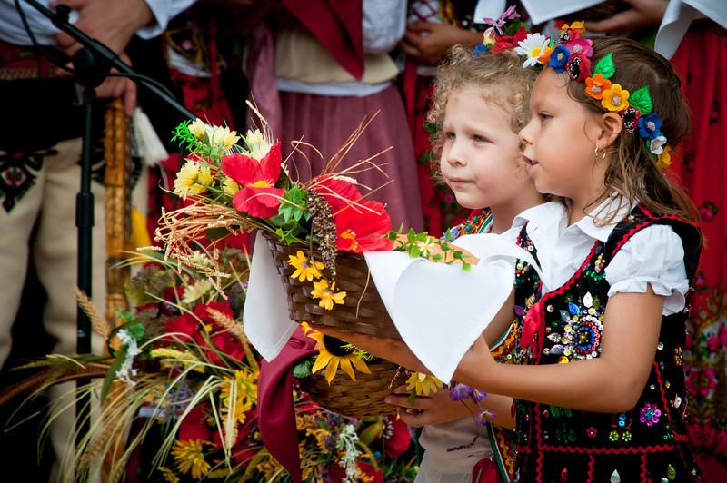 2011 Dozynki Houston Polish Harvest Festival