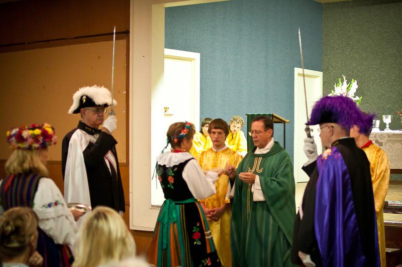 Traditional Slavic Mass honoring Sts. Cyril and Methodius