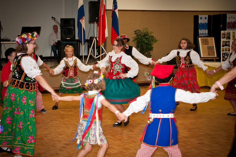 2011 Slavic Heritage Festival In Houston Texas