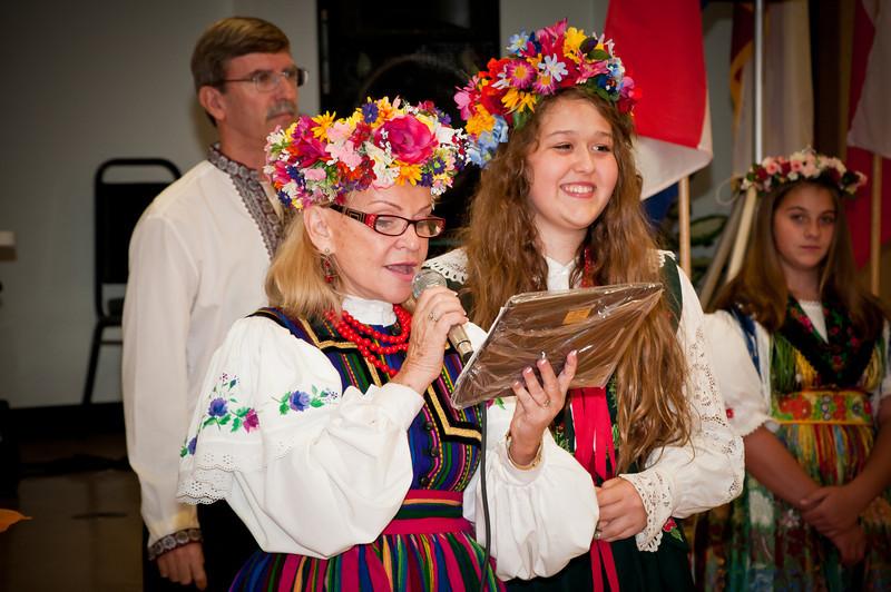Presentation of the Polish Princess
