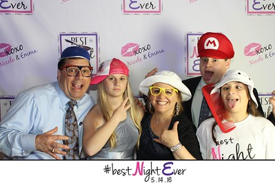 Best Night Ever (Nicole & Emma) Photo Booth
