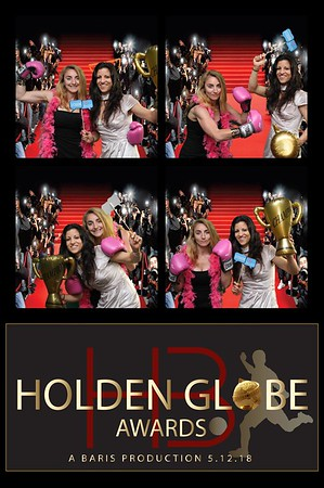 Holden Globe Awards - Green Screen