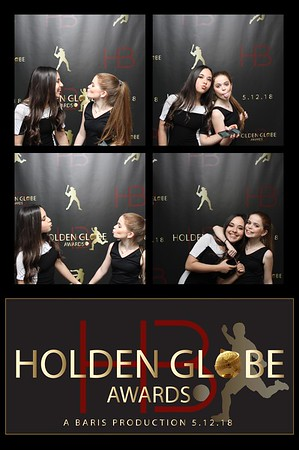 Holden Globe Awards - Step & Repeat