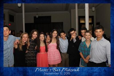 Moses's Bar Mitzvah