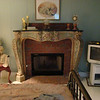 Fireplace in Dani's Room