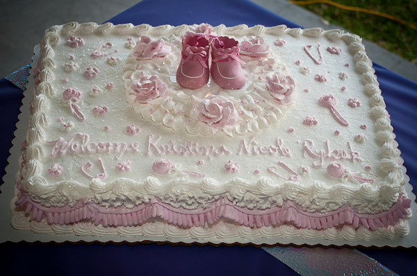 Baby Shower For Kristina Rybak