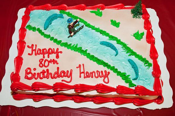 Henry Mazurkiewicz 80th Birthday