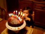 2003 11 01 Jack 2nd Birthday Brussels