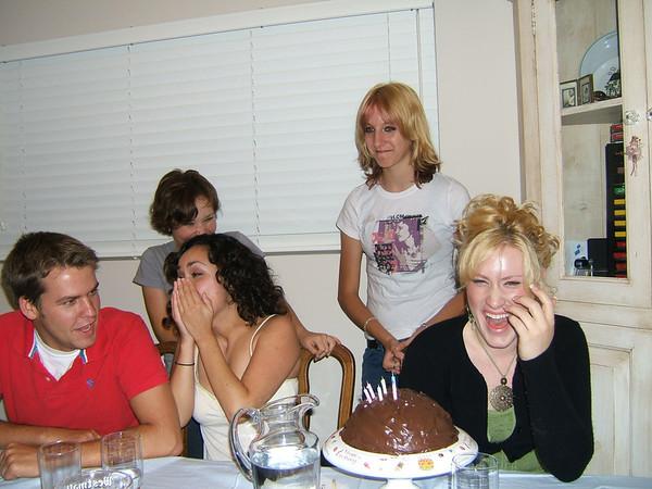 2005 07 24 Callah's 19th Birthday