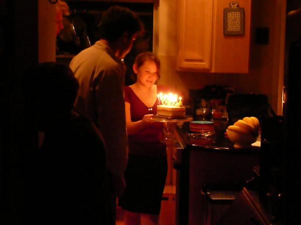 2009 11 20 Lauren's 24th Birthday