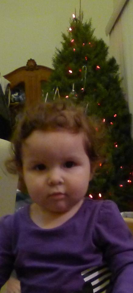 2011 12 18 Abigail's First Birthday