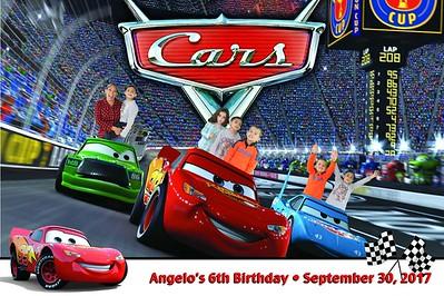 Angelo's 6th Birthday