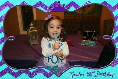 Giada's 2nd Birthday
