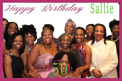 Sallie's 50th Birthday Celebration