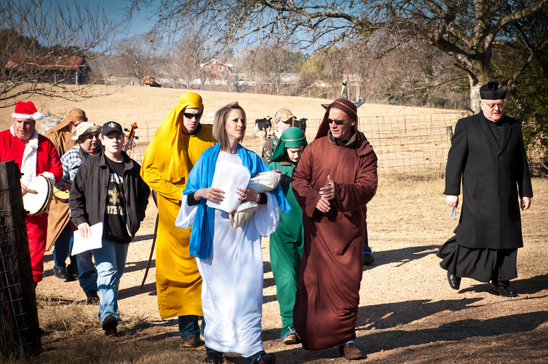 Koledy Polskie Polish Christmas Carolers In Chappell Hill Texas