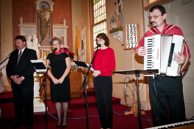 Bernard Krol Band with Bozena Krol, Iwona Makosa and Roman Makosa