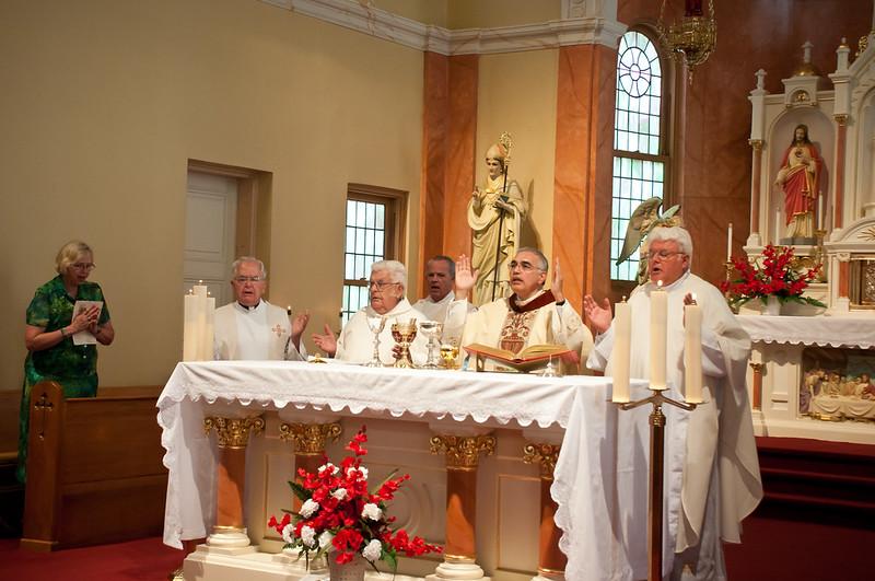 Celebration Of Holy Mass