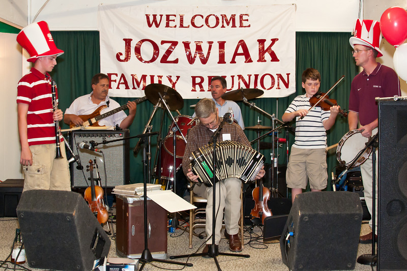 49th Annual Jozwiak Family Reunion In Chappell Hill Texas