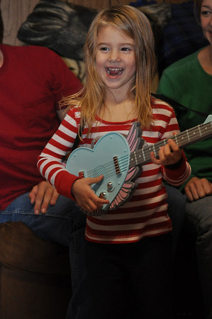Lily is a Rock Star!