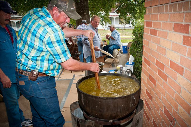 2011 Polish Heritage Festival At St. Mary In Brenham, Texas
