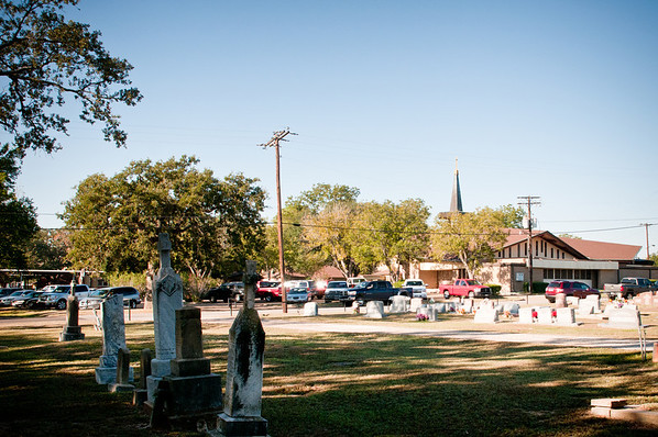 2011 St. Mary Catholic Church Homecoming Bazaar In Bremond, Texas