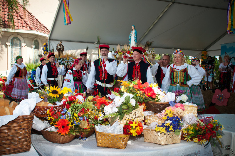 2012 Dozynki Houston Polish Harvest Festival