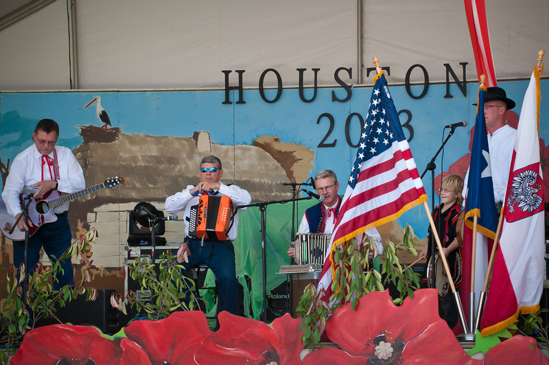 Videos From the Seventh Annual Houston Polish Festival In Houston, Texas