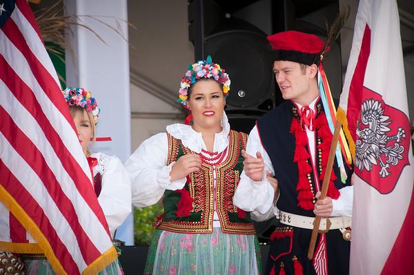 2016 Dozynki Polish Harvest Festival