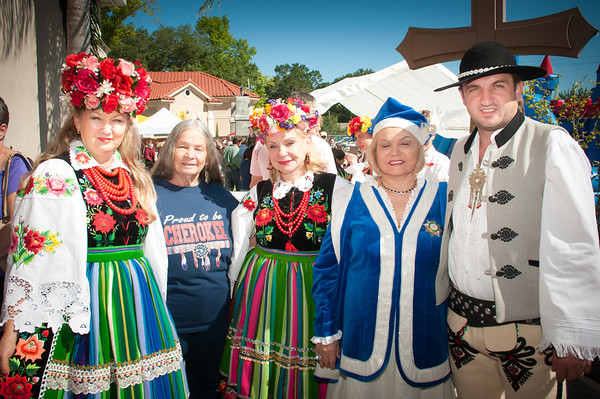 2013 Houston Dozynki Polish Harvest Festival
