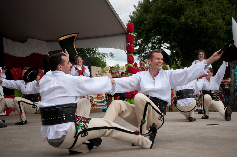 2015 Celebrate Polish American Heritage Month In Texas