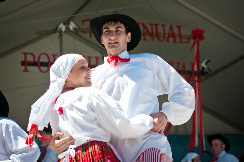 2014 Houston Texas Polish Festival - Our Lady Of Czestochowa Church