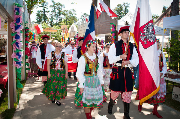 2013 Houston Polish Festival - Sunday